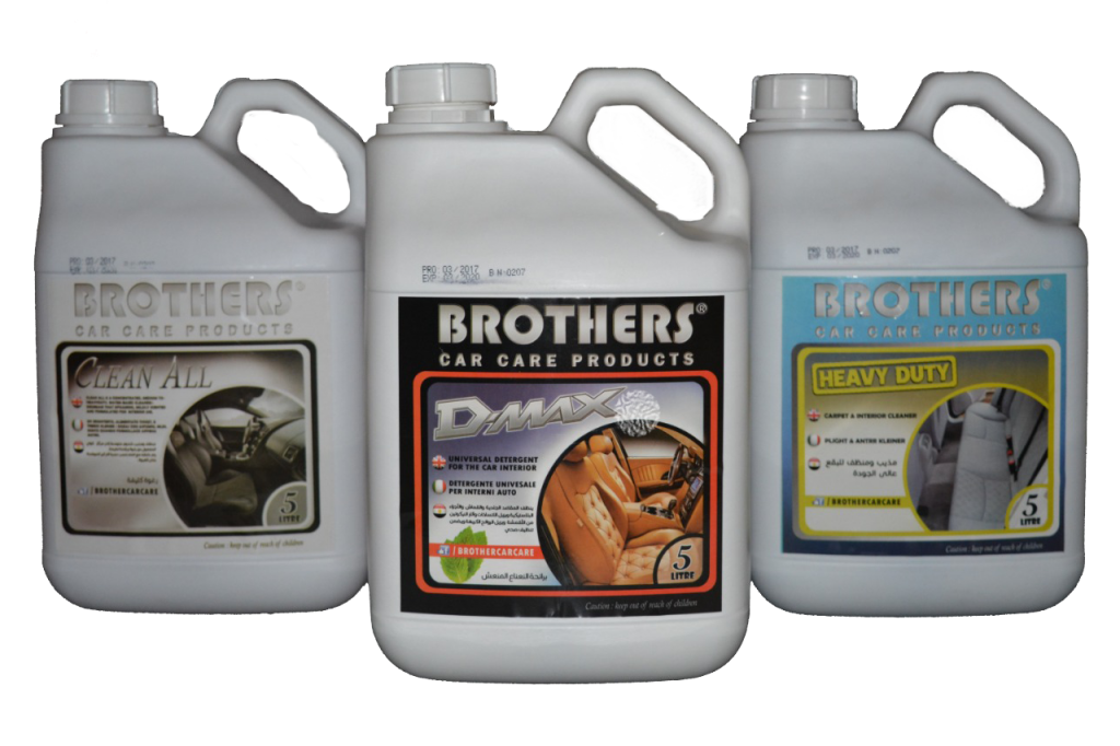 كيماويات كاركير BROTHERS Car Care Product